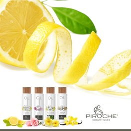 Body Oil Lemon 100ml