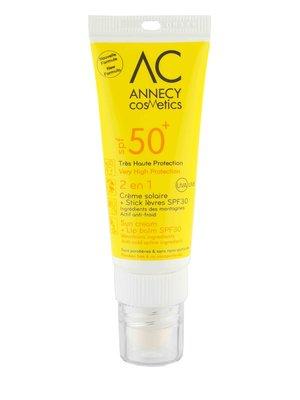 Cream-stick 2 in 1 SPF50