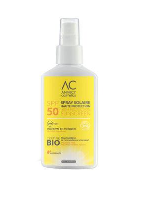 BIO Spray Solaire SPF50 117ml