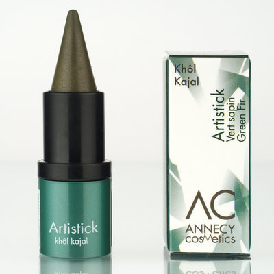 Kohl & Eye Shadow Forest Green 3gr.