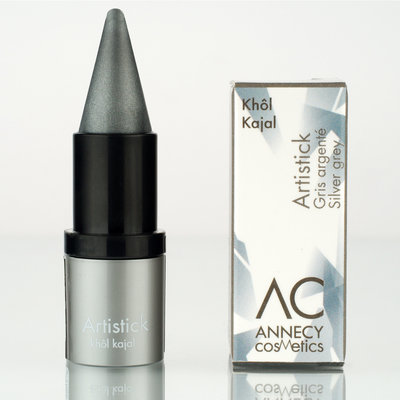 Kohl & Eye Shadow Silver Grey 3gr.