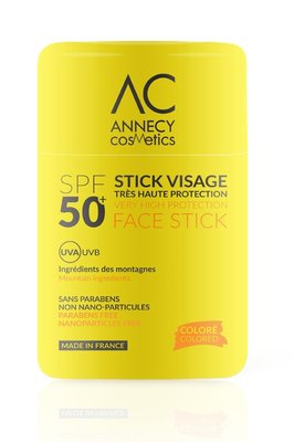 Coloured Face Stick SPF50+