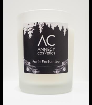 """Plantaardige geurkaars """"Enchanted Forest"""""""