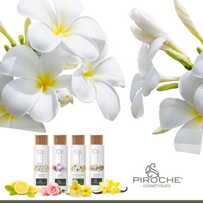 Body Oil Frangipani 100ml