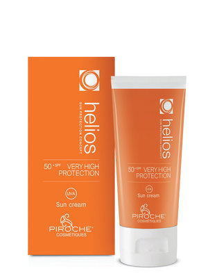 Helios sun cream SPF 30 pocketsize