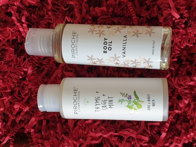 Hand&Body Wash, Body Oil Vanilla